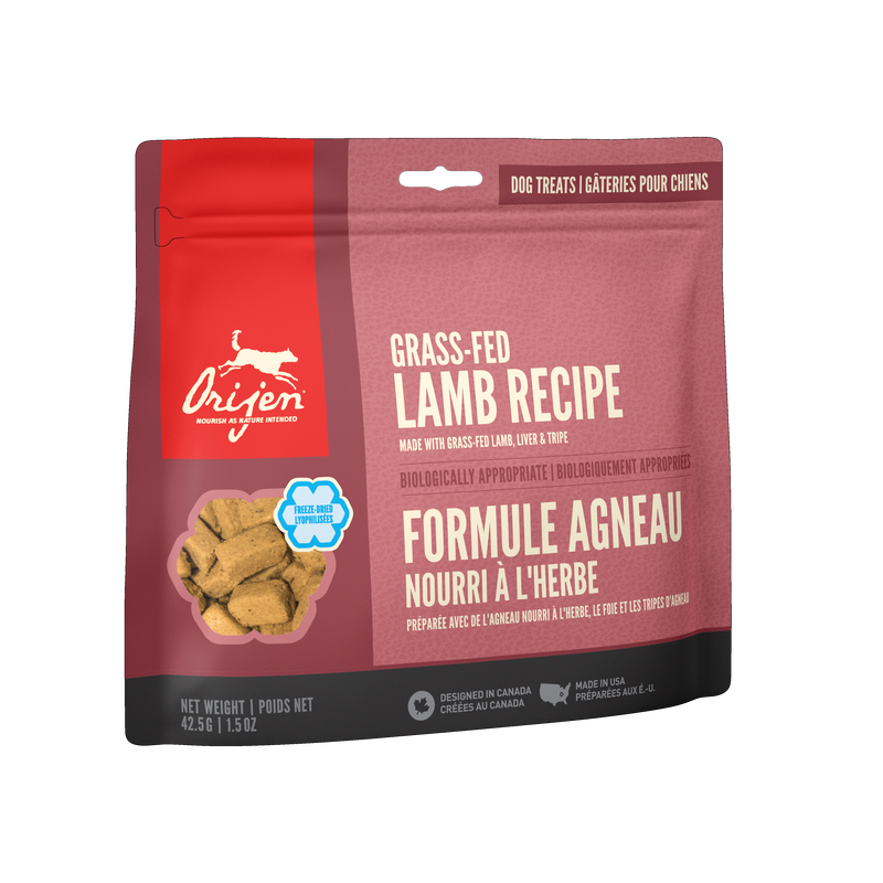 ORIJEN TREAT GRASS-FED LAMB 42.5g