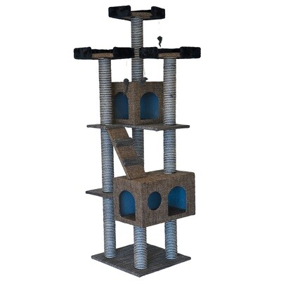 CAT TREE SCRATCHER - TOWER 72
