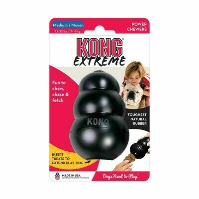 KONG EXTREME, MED, BLACK