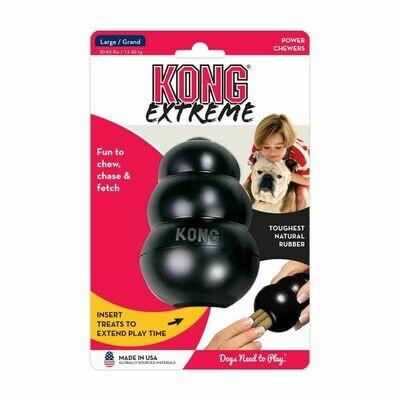 KONG EXTREME, LARGE, BLACK