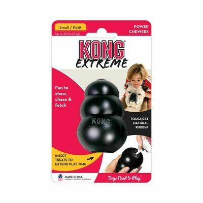 KONG EXTREME, SMALL, BLACK