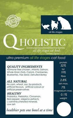 Q HOLISTIC CAT 1.5KG