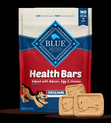 BLUE HEALTH BAR - BACON, EGG & CHEESE 453g