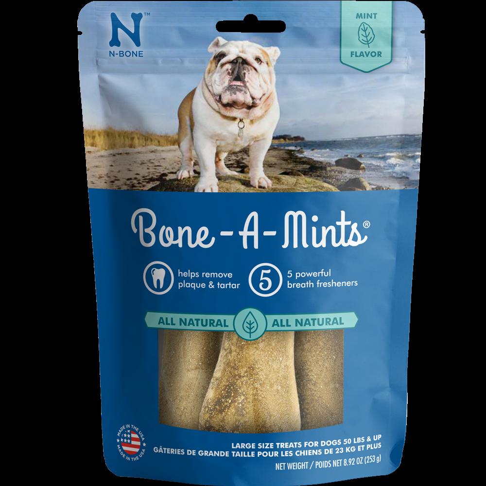 Bone-A-Mints Large 4pk