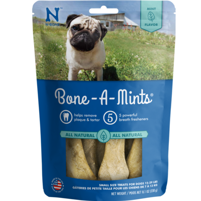 Bone-A-Mints Small 10pk