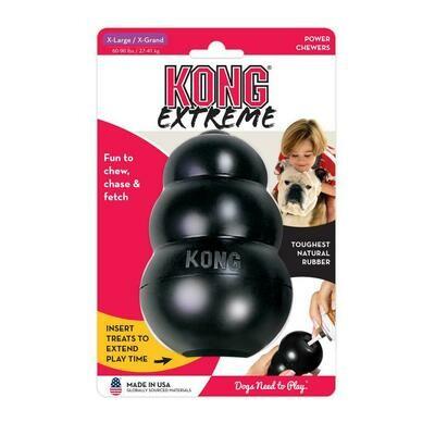 KONG EXTREME, XL, BLACK