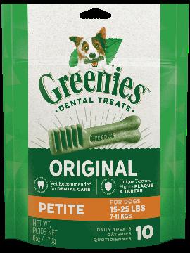 Greenies Mini Treat-Pak Petite 6oz