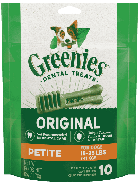 Greenies Mini Treat-Pak Petite 6oz