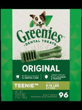 Greenies Treat Tub Pak Teenie 27oz