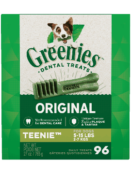 Greenies Treat Tub Pak Teenie 27oz