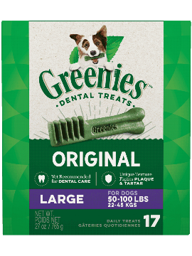 Greenies Treat Tub Pak Large 27oz
