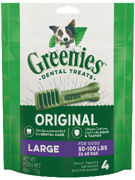 Greenies Mini Treat-Pak Large 6oz