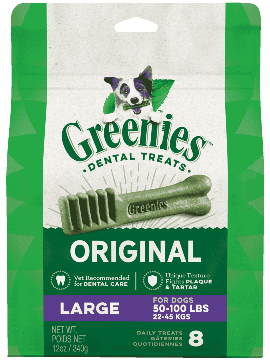 Greenies Treat-Pak Large 12oz