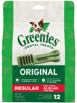 Greenies Treat-Pak Regular 12oz