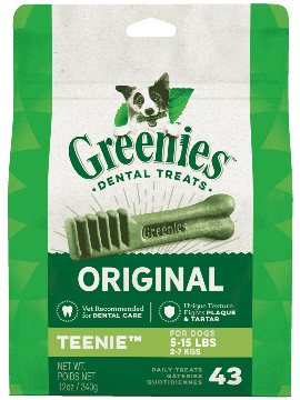 Greenies Treat-Pak Teenie 12 oz