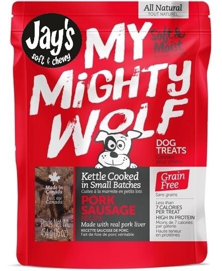 MY MIGHTY WOLF - PORK 150g