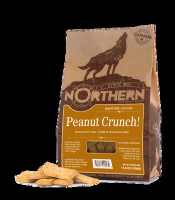 NORTHERN DOG BISCUIT - PEANUT CRUNCH 500g