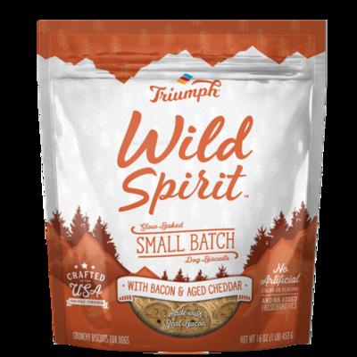 TRIUMPH WILD SPIRIT BACON & CHEDDAR 453g