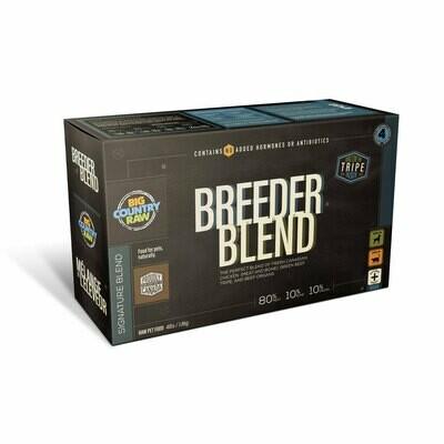 BCR BREEDER BLEND CARTON 4LB