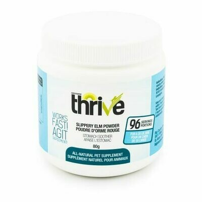 THRIVE SLIPPERY ELM 80g