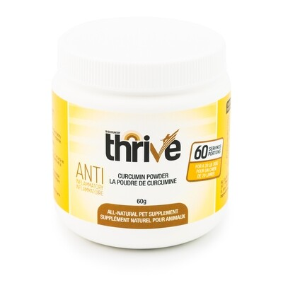 THRIVE CURCUMIN POWDER 60g