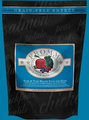 Fromm Surf & Turf 11.8kg