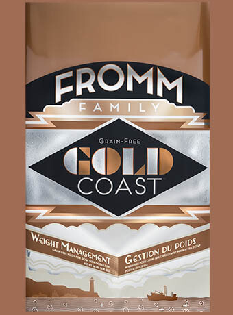 Fromm Gold Coast Weight Management 4lb