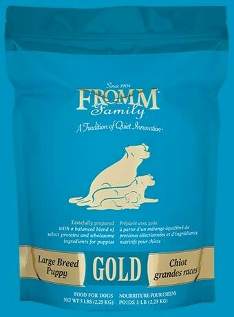 Fromm Gold Large Breed Puppy 5lb