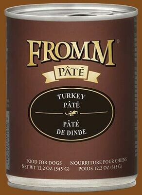 Fromm Pate Turkey 12.2oz