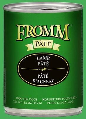 Fromm Pate Lamb 12.2oz