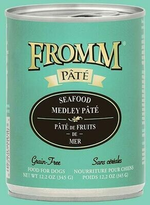 Fromm Pate Seafood Medley 12.2oz