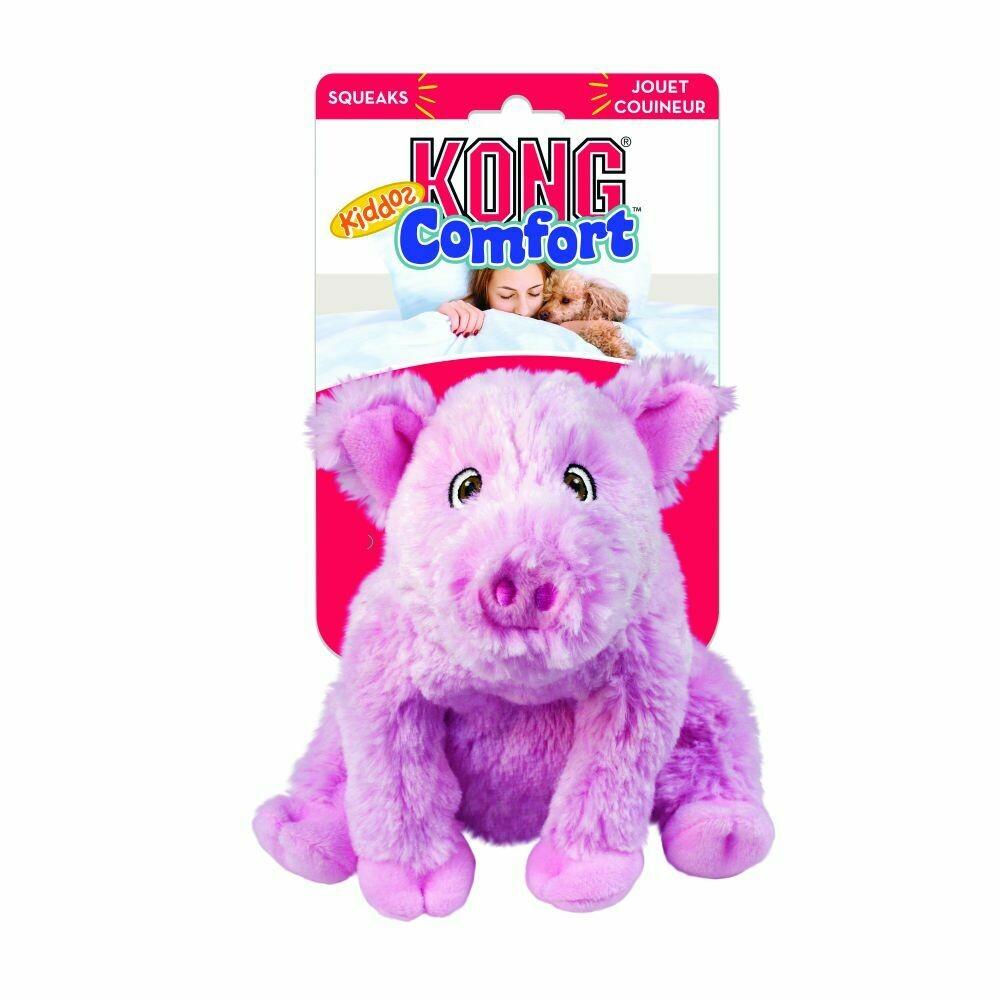 KONG COMFORT KIDDOS - PIG L
