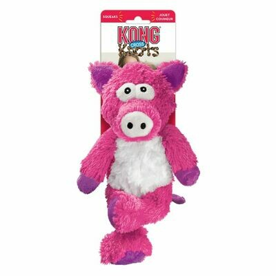KONG CROSS KNOTS - PIG M/L
