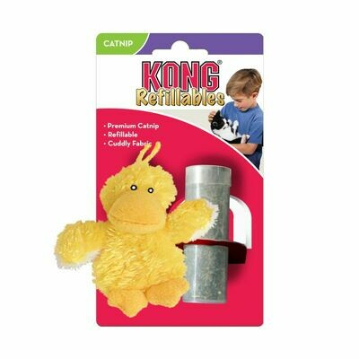 KONG CAT - REFILLABLE DUCKIE