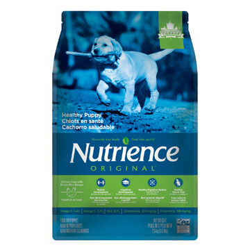 NUTRIENCE ORIGINAL HEALTHY PUPPY 2.5KG