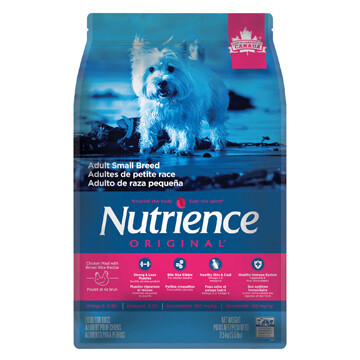 NUTRIENCE ORIGINAL ADULT SMALL BREED 2.5KG