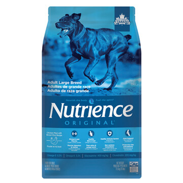 NUTRIENCE ORIGINAL ADULT LARGE BREED 11.5KG