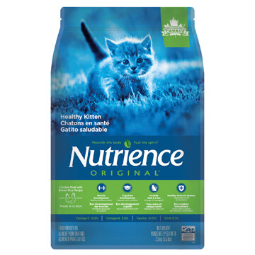 NUTRIENCE ORIGINAL KITTEN 2.5KG