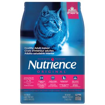 NUTRIENCE ORIGINAL ADULT INDOOR 2.5KG