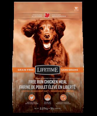 LIFETIME GRAIN-FREE CHICKEN 11.4KG