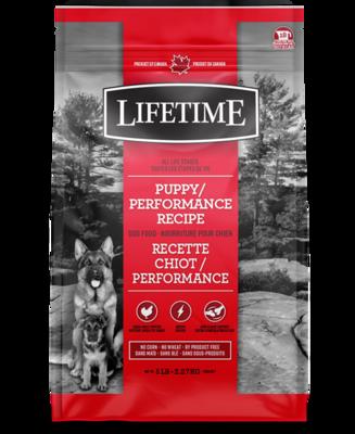 LIFETIME PUPPY / PERFORMANCE 11.4KG