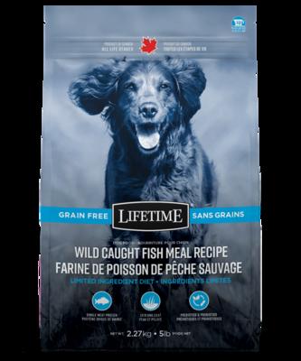 LIFETIME GRAIN-FREE FISH 11.4KG
