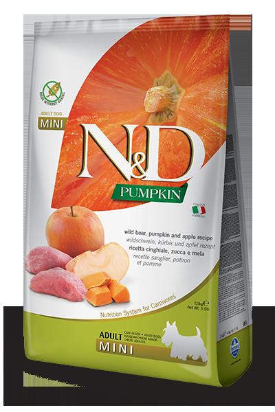 N&D BOAR & APPLE ADULT MINI 5.5LB