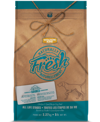 WHOLESOME BLEND NATURALLY FRESH CHICKEN & DUCK 2.27KG