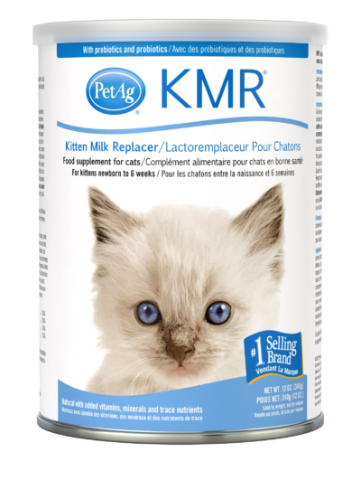 KMR KITTEN MILK REPLACER POWDER 12oz