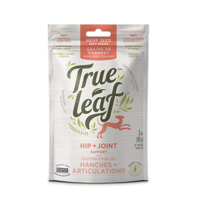 TRUE LEAF HEMP - HIP & JOINT CHEWS 200g