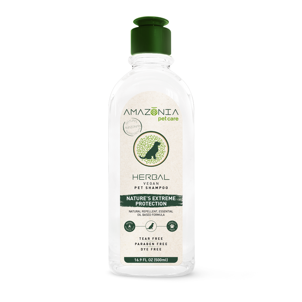 Amazonia Herbal Shampoo 500 ml