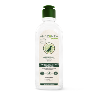 Amazonia Herbal Shampoo 500 ml