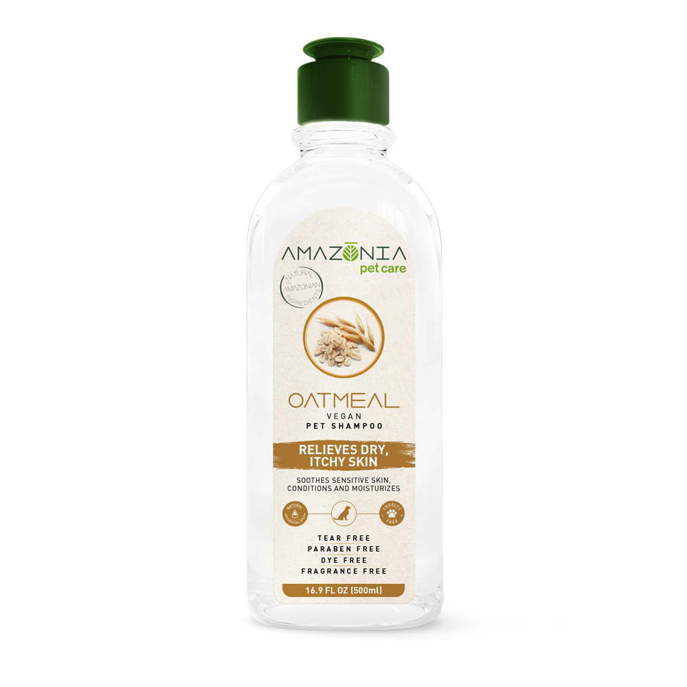 Amazonia Oatmeal Shampoo 500 ml