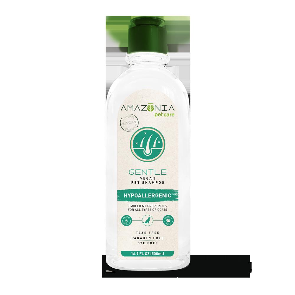 Amazonia Gentle Hypoallergenic Shampoo 500 ml